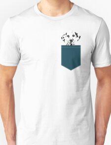 Ryan - Dalmatian Dog Print for Dog Lover, Pet Owner Unisex T-Shirt