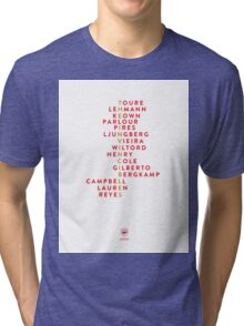 Arsenal Invincibles Tri-blend T-Shirt