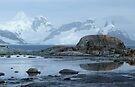 Antarctica Reflection by John Douglas