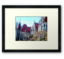 St Mary's of Providence (Langoma)  - Part 5 of 6 Framed Print
