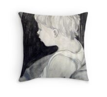 Chris 2 Throw Pillow