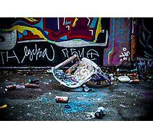 Graffiti # 2 Photographic Print
