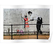 Banksy- Stop and search Poster
