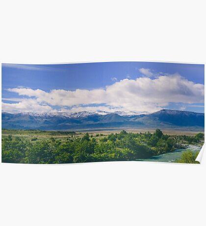 Ushuaia Landscape 1 Poster