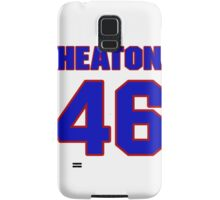 National baseball player Neal Heaton jersey 46 Samsung Galaxy Case/Skin