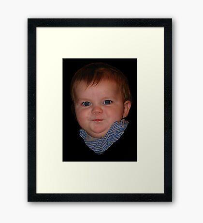 Brady Sumner Holtgrewe Framed Print