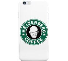 Heizenberg Starbucks coffee iPhone Case/Skin