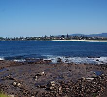 Waterscape: Illawarra, Barrack Point, Shellharbour City, NSW 2528 by Vanessa Pike-Russell