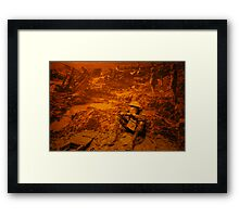 Australian War Memorial II Framed Print