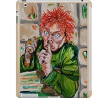 Drop Dead Fred - A tribute to Rik Mayall iPad Case/Skin