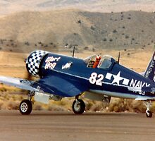 F-4U CORSAIR by SMOKEYDOGSOCKS