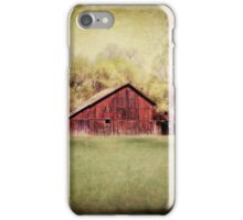 Nebraska in the Spring iPhone Case/Skin
