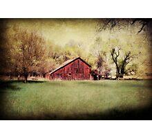 Nebraska in the Spring Photographic Print
