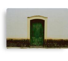holy door Canvas Print