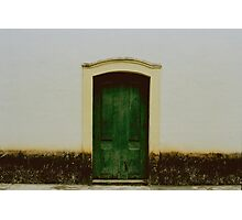 holy door Photographic Print