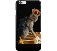 Dragon Slayer King Cat iPhone Case/Skin