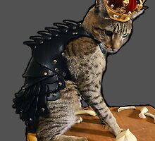 Dragon Slayer King Cat by AnimeLord