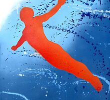Flying High by Tammo Winkler