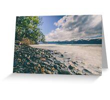 Ushuaia Lago Escondido Greeting Card