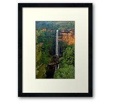 Fitzroy Falls Framed Print