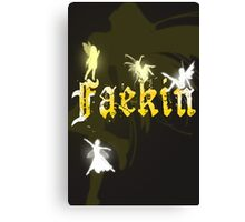 Faekin (otherkin appearal)  Canvas Print