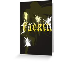 Faekin (otherkin appearal)  Greeting Card