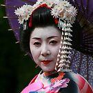 Maiko in Kyoto II by gisondan