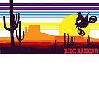 Ride Arizona by GrumpyDog