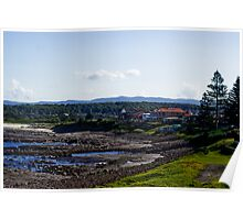 Waterscape: Illawarra, Barrack Point, Shellharbour City, NSW 2528 Poster