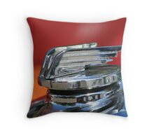The Big W Throw Pillow