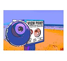 Viewpoint by Tim Constable Photographic Print