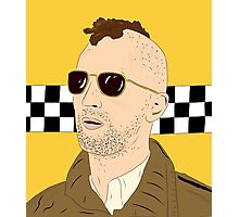 We ARE the People - Travis Bickle Taxi Driver Photographic Print