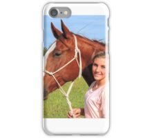 Kasey and Bill iPhone Case/Skin
