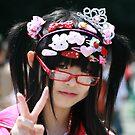 Harajuku Girl II by gisondan