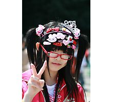 Harajuku Girl II Photographic Print