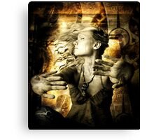 Sand Of Time Canvas Print