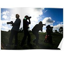 Cool Photographers Poster
