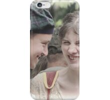 Candidly in Love iPhone Case/Skin