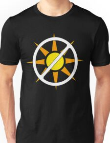 "Say ""NO!"" to Sunlight!!!! (Vampire Activism) Unisex T-Shirt"