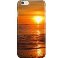 A Sunset in California iPhone Case/Skin