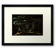WDV - 554 - The Awareness of the Mists Framed Print