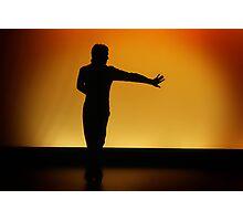 Dance like no one's watching Photographic Print