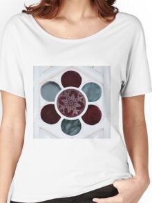 Ode to the Creator (close) Women's Relaxed Fit T-Shirt