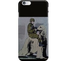 Afghan Hound! iPhone Case/Skin
