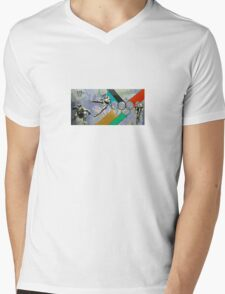 London 2012 street art! Mens V-Neck T-Shirt
