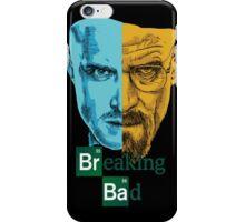 Breaking Bad -Jesse&Walter iPhone Case/Skin