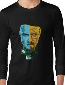 Breaking Bad -Jesse&Walter Long Sleeve T-Shirt