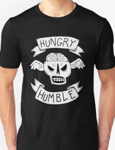 Hungry and humble skull wings T-Shirt