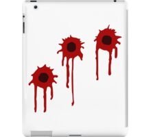 Bullet Hole iPad Case/Skin