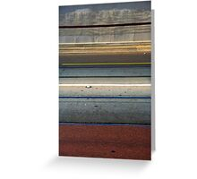 Sydney Road One Greeting Card